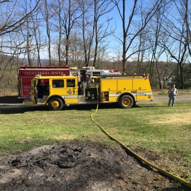 April 23, 2016 – Brush Fire (Jane Avenue)
